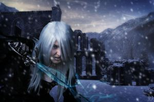 A Song Of Snow And Steel by DJMadameNoir