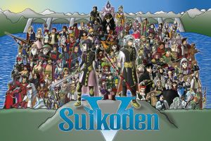 Suikoden 5 Poster Remake by Pattythedog615