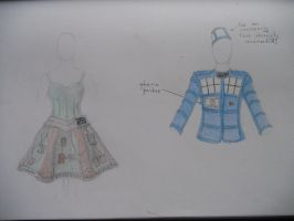 TARDIS clothes by Joepearse