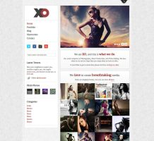 XO - Premium Responsive WordPress Theme by swiftpsd