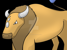 Tauros by BlooperKoopa19