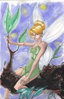Tinkerbell by Hodges-Art