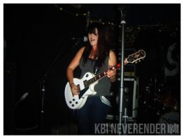 Evarose at The Exeter Cavern by NeverenderDesign