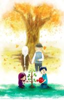 Grow Old with You by IngridTan