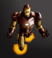 Iron-Man By turin-the-forsake by ZEROresolution