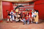 Guilty Gear Cosplay Group by TheQueenMab