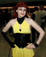 Silk Spectre snap shot by PorcelainPoet