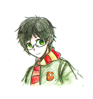harry by SackDrawer