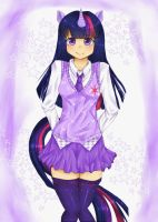 twilight sparkle humanized by imara000