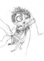 Billie chibi Joe by dragon-flies