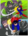 Mighty Girl z 1e344 by Rogelioroman by THE-Darcsyde
