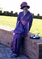 Taisho Roman 3 by Fuyou-hime