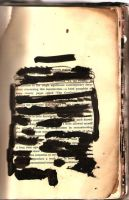 altered book texture 3 by watergal28-stock