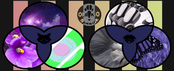 Aesthetic Adopts 2 - 350 points/ 3,5$ - OPEN 1/2 by Bunnior