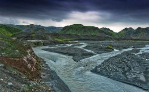 Iceland - before the Autumn st by PatiMakowska