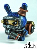Scuba dunny 1 by STR1KU