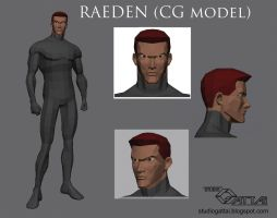 Raeden CG Character Sheet by unitzer07