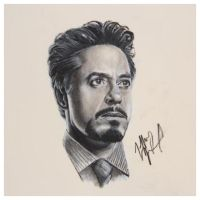 Robert Downey Jr by Jkim34