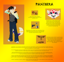 Full Ref for Anthro Panthera by TikamiHasMoved