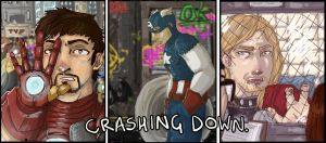 Crashing Down by yamiswift
