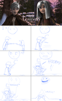 Comic - Alternate Universe Rise of the Guardians by JackFrostOverland