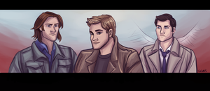 Team Free Will by ggns
