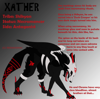 Xather ref by RedMoon97