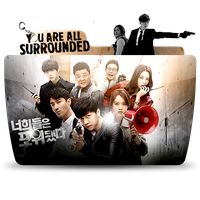 You're Surrounded  K-Drama by cjf6