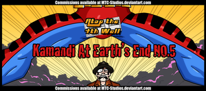 AT4W: Kamandi at Earth's End 5 by MTC-Studio