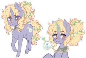 Blossom Ally by MiloDish