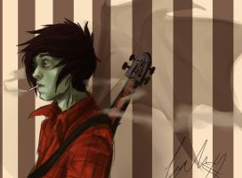 Marshall Lee by z-nao-factor