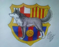 Barca by GreeNissy
