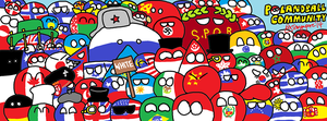 Polandball Community by Tringapore