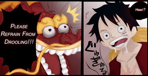 One Piece 685... Drooling?! by LChoVL