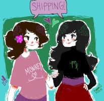 Shipping buddies by ReadYourBook