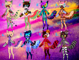 StiTcHeD Puppy ADOPTS by MoggieDelight