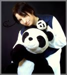 APH - South Korea - Panda by AsatoTsuzuki