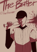 O F F - The Batter by theRottenReaper