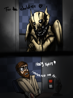 Five Night At....Star Wars? by No-pe