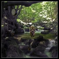 Pineapple Creek by Tizette-Creations