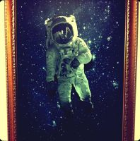 Astronaut by andrew-pvs