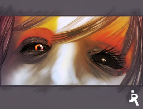 Dont Look Me In The Eyes by Caliph-Vizer