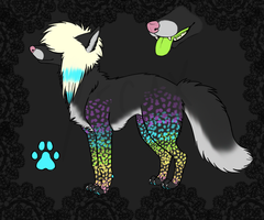 Scenedog AUCTION- Bid Starts At 1 Point!! [CLOSED] by Xecax