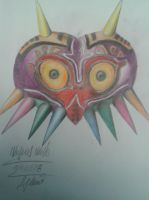 Majora's Mask by Mansonite6669