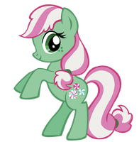 MLP Blind Bag Card: #9 Minty by Names-Tailz