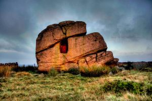The Hitching Stone by GaryTaffinder
