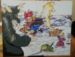 ChronTrigger finished by webbcomics