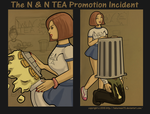 The N and N Tea Promotion Incident by bakerman70