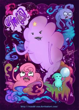 Welcome to Lumpy Space by StoicSquid