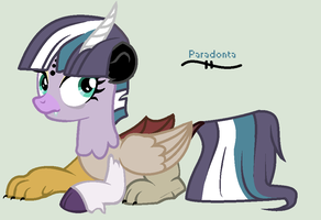 DOLL - Next gen Paradonta by hainebutt